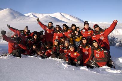 Arctic Adventurers