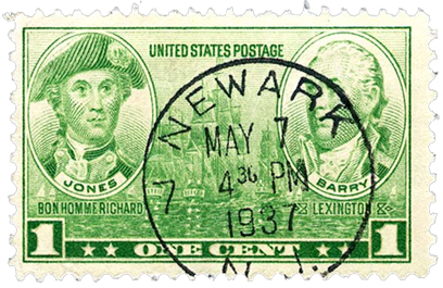 1937 Stamp