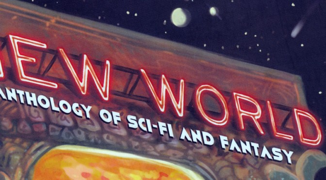 New World: Spike Trotman's Bold Entry into Science Fiction Comics