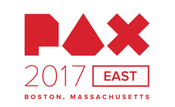 At PAX East 2017!